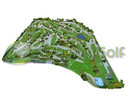VueMyGolf Course Map 01