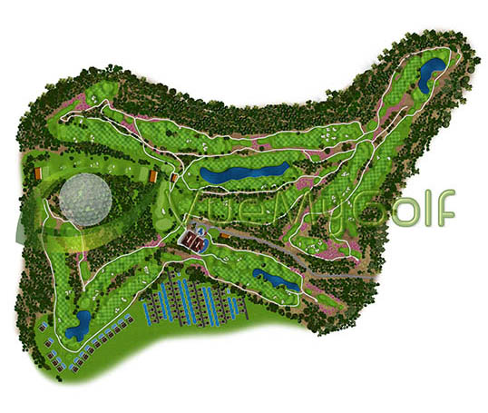 VueMyGolf Course Map 02