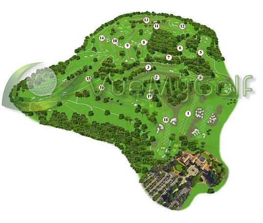 VueMyGolf Course Map 05