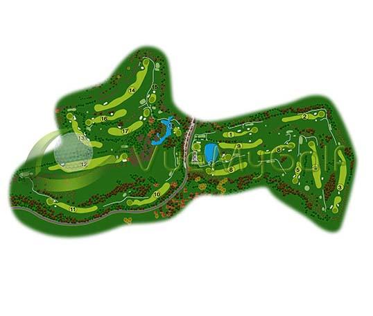 VueMyGolf Course Map 06