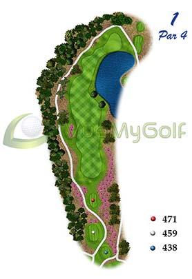 VueMyGolf Hole Image 10